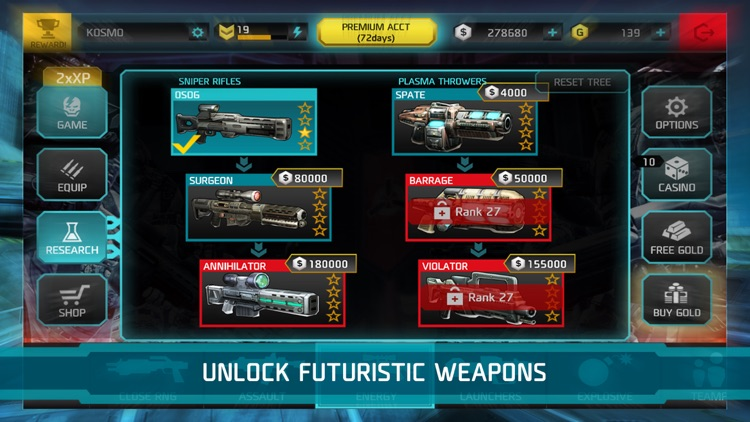 Shadowgun DeadZone PvP Battles screenshot-4