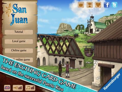 San Juan на iPad