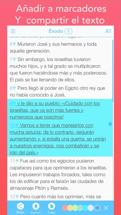 New International Version (NIV Bible) in Spanish screenshot-3