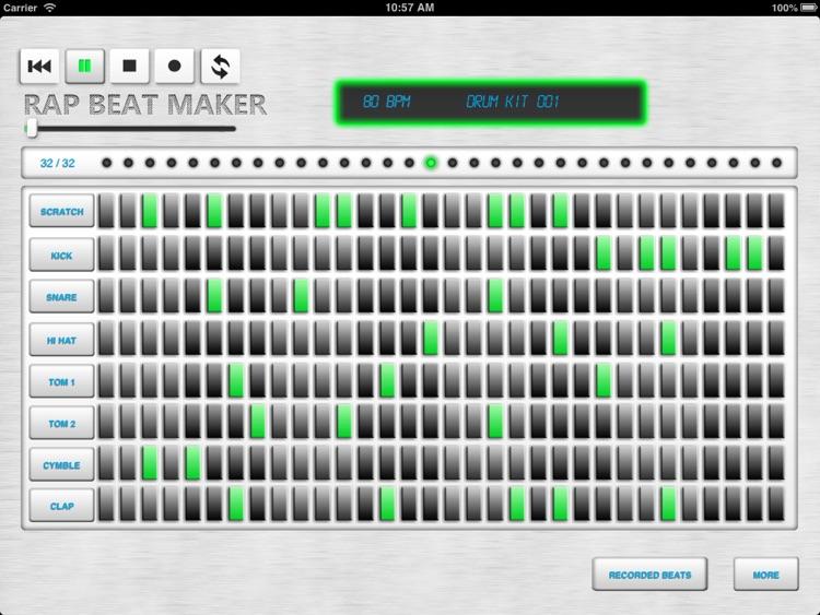 Rap Beat Maker screenshot-4