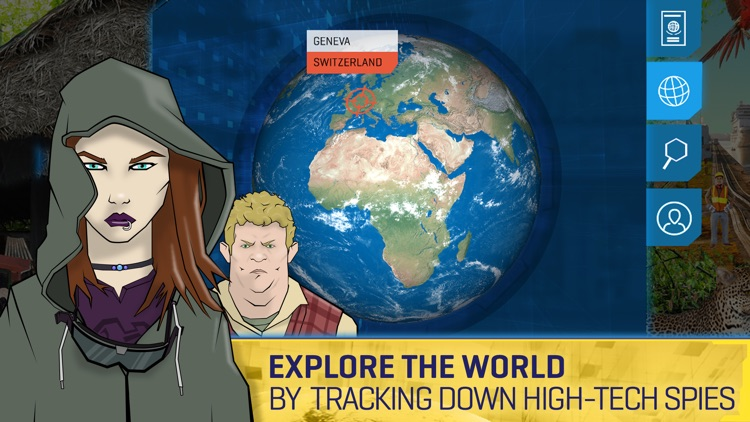 Carmen Sandiego Returns-A Global Spy Game for Kids