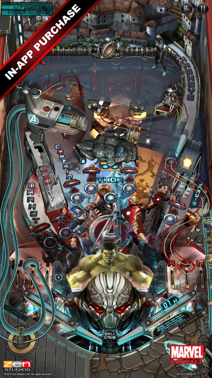 Marvel Pinball screenshot-4