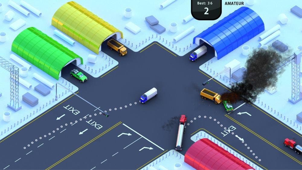 Truck Traffic Control hack tool