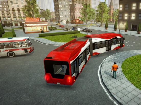 Bus Simulator PRO 2017 для iPad