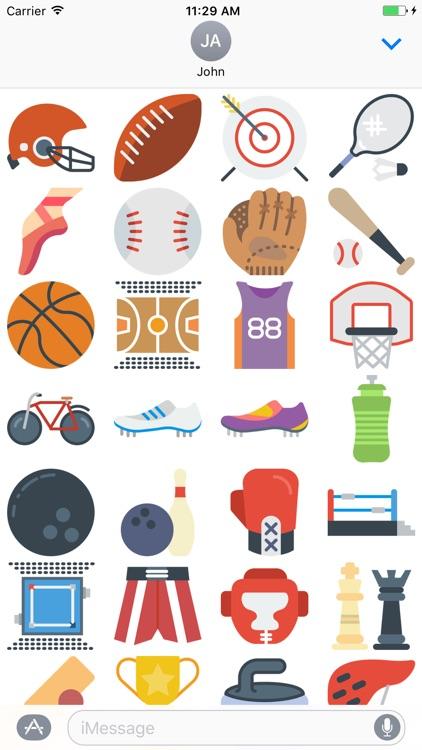 Sport Stickers Plus