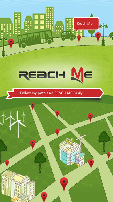 Reach-Me screenshot one