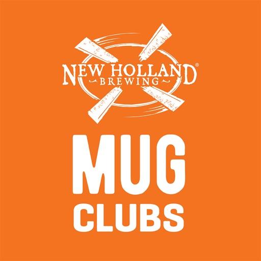 New Holland Brewing Mug Clubs