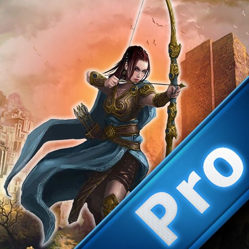A Mega Arrow Of Live Girl HD PRO - Super Fun Game Bow And Arrow