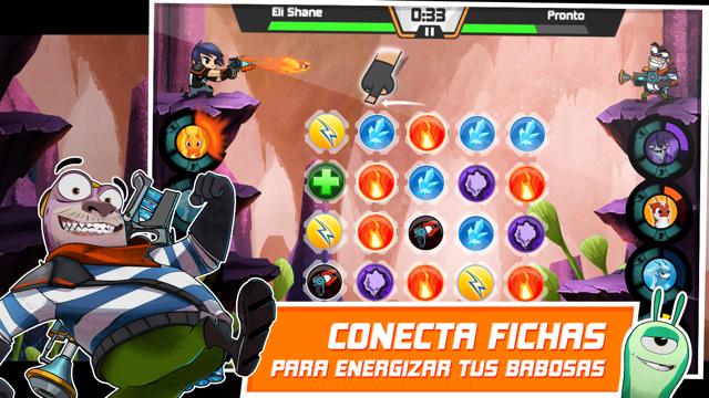 ¡Bajoterra: Slug it Out! Screenshot