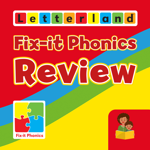 Fix-it Phonics Review - Learn letter sounds