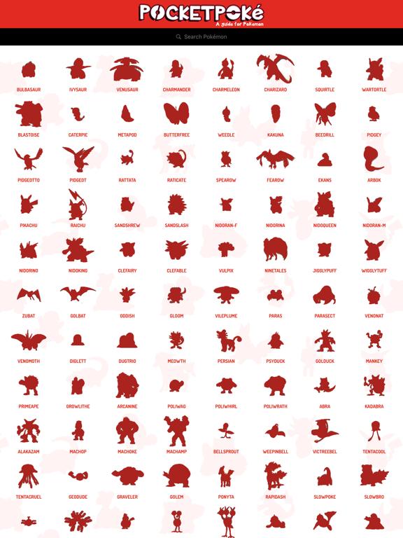 Pocket Poké for Pokémonのおすすめ画像1