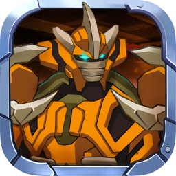 Dragon Bot Mech: Robot Dinosaur& Mechanics Animals Gun Shooting Game