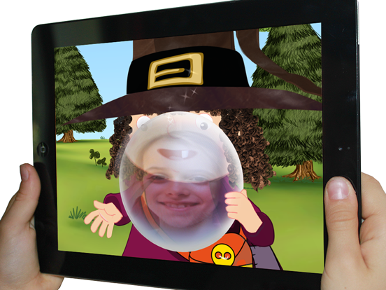 The Little Witch at School screenshot