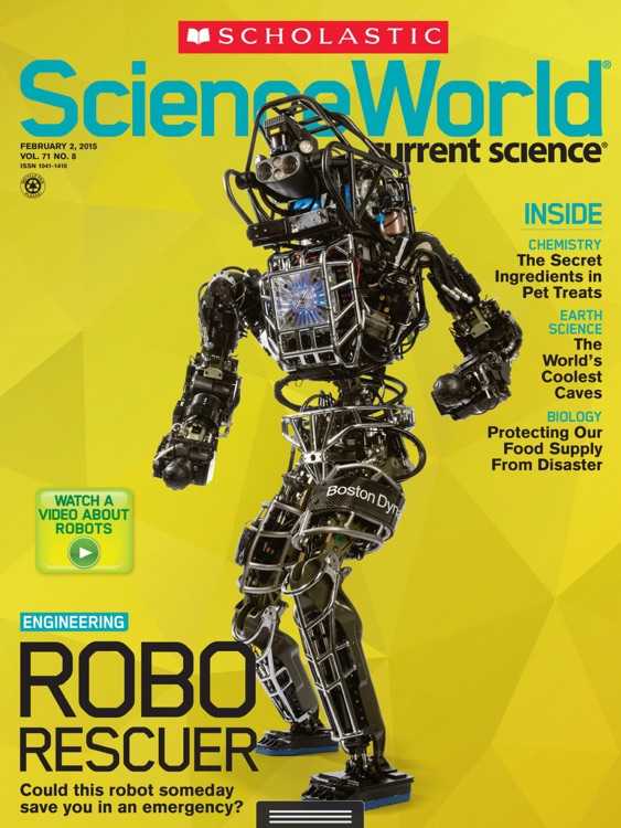 Scholastic Classroom Magazines - Student Edition screenshot-4