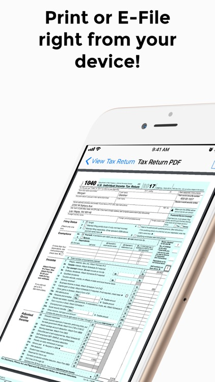 TaxCatalyst Income Tax Prep screenshot-4