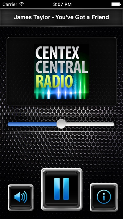 CENTEX CENTRAL RADIO