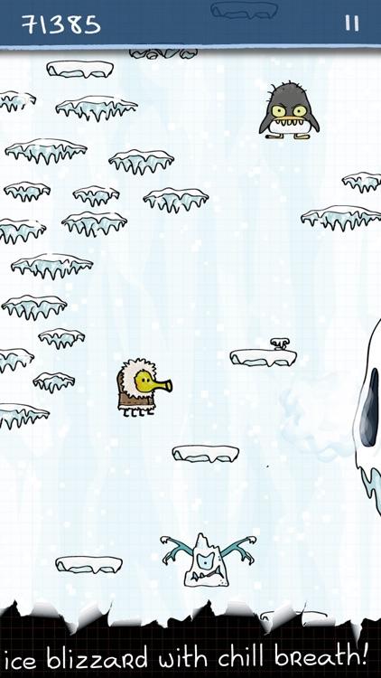 Doodle Jump FREE - BE WARNED: Insanely addictive screenshot-4