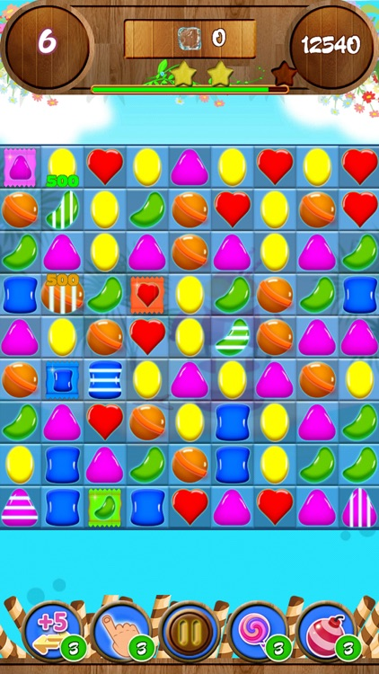 Candy Sweet Blast screenshot-2