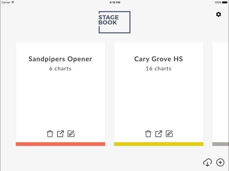 StageBook screenshot-4