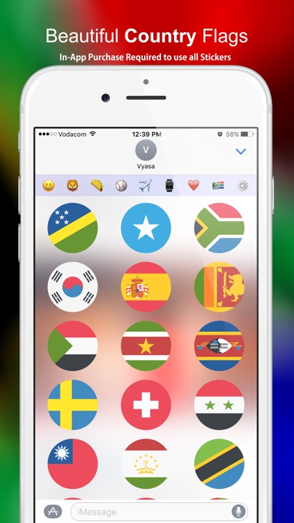 New Emoji Stickers Pro for iMessage screenshot-4