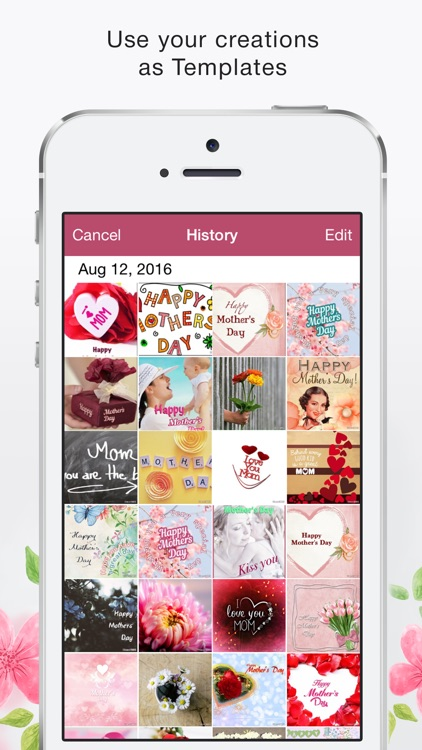 Mother's and Father's Day Greeting Cards free screenshot-3