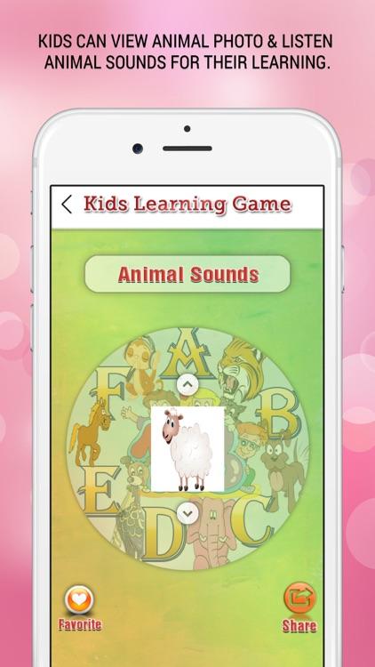Kids Learning Game screenshot-3