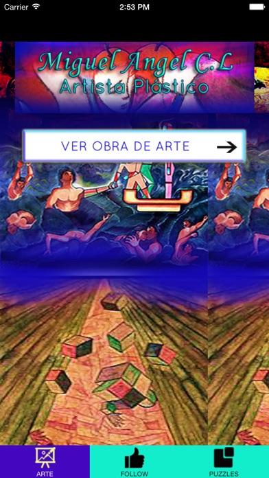 ARTISTA & OBRA :  Miguel Angel Castillo Lara-1