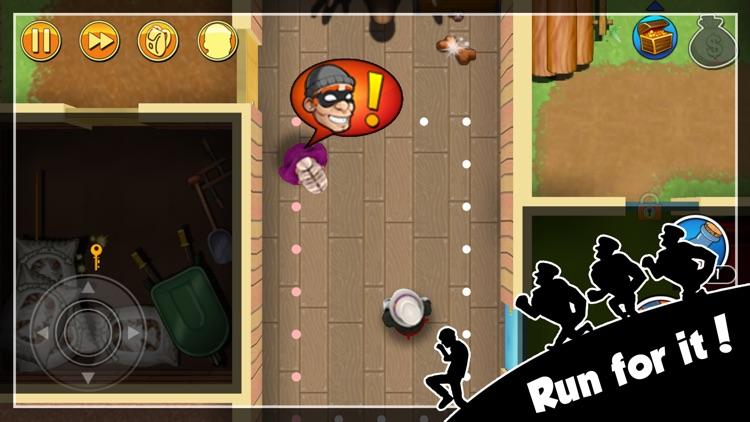 Robbery Bob™ screenshot-3