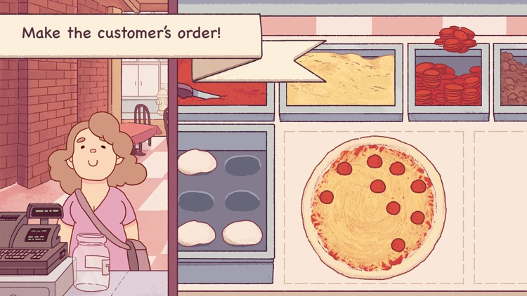 Good Pizza, Great Pizza - Pizza Business Simulator screenshot-0