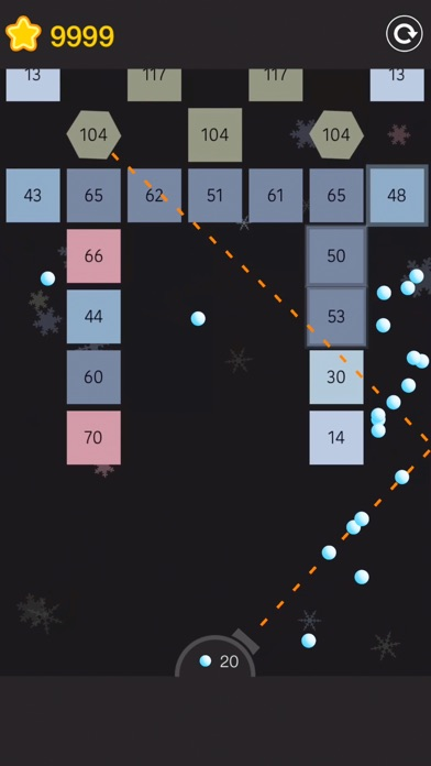 Nonstop Balls screenshot1