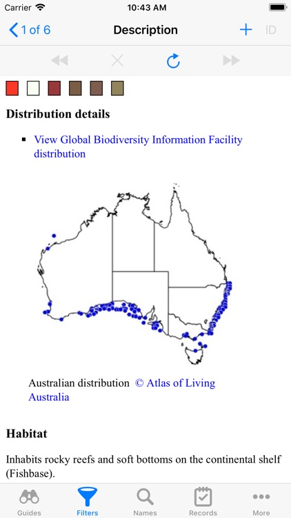 Sydney Marine Life screenshot-6