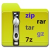 File Extractor - zip rar tar gz 7z - iPhoneアプリ