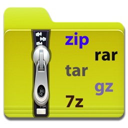 File Extractor - zip rar tar gz 7z