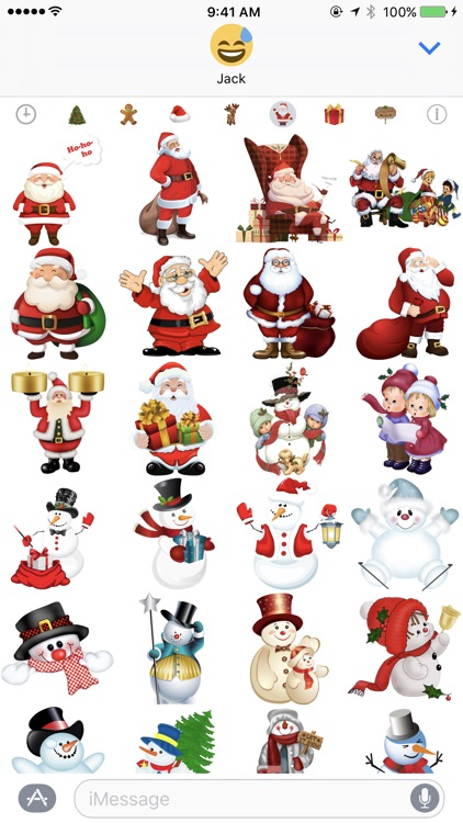 400+ Christmas Stickers