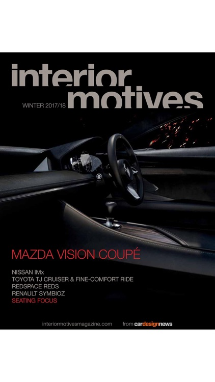 Car Design News & Interior Motives Magazine