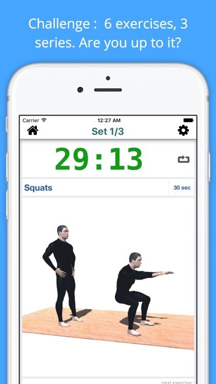 12 Min Snowboard Workout Challenge - Fit for slope