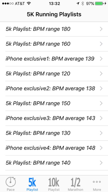 Running Playlist And Pace Calculator