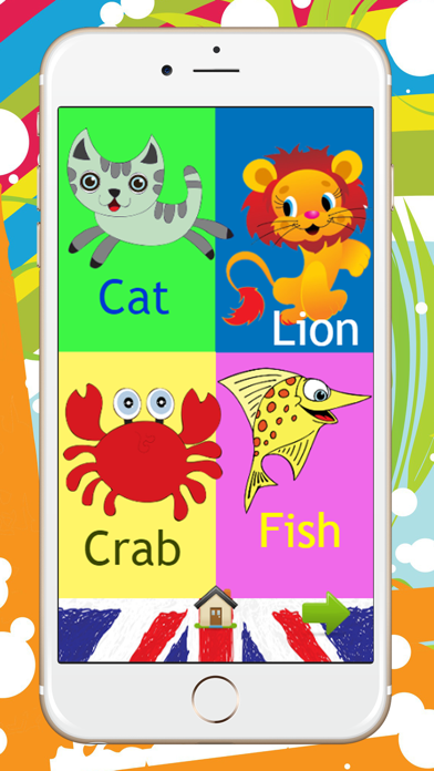 Basic First Words Educational For Toddlers And Preschool
