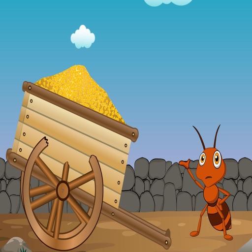 Ant Cart Escape