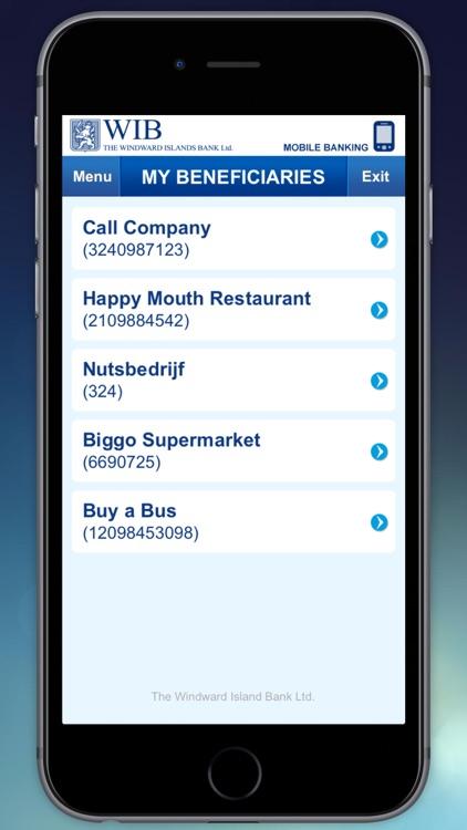 WIB Banking screenshot-4