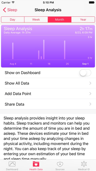 Full Sleep Sync for F... screenshot1