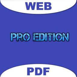 Web 2 Pdf Converter