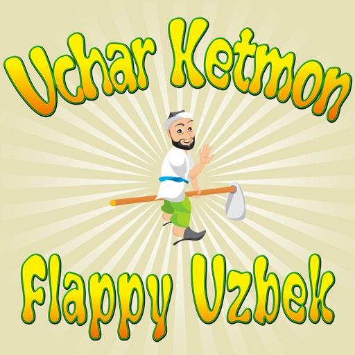 Uchar Ketmon Flappy Uzbek