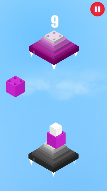 Stack Mania Color Blocks