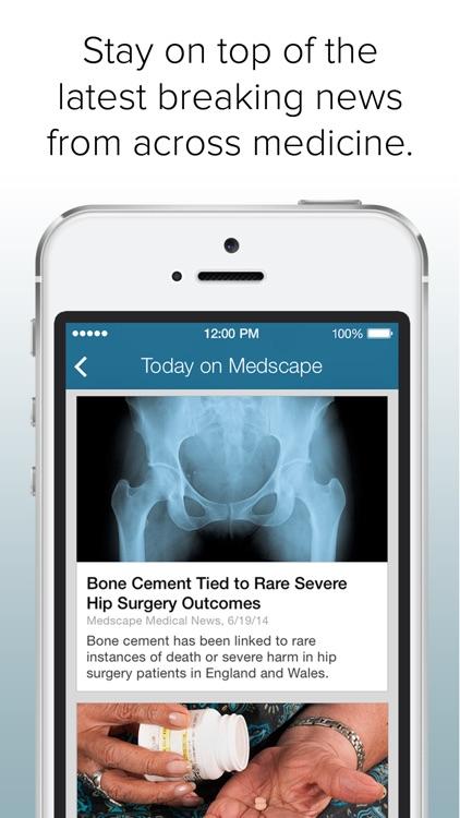 Medscape MedPulse – News & Perspective screenshot-3