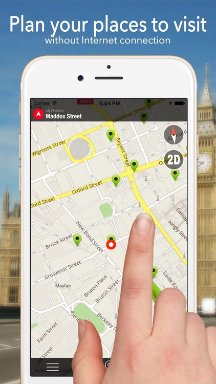 Manta Offline Map Navigator and Guide