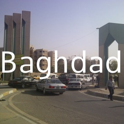 hiBaghdad: Offline Map of Baghdad (Iraq)