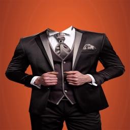 Stylish Man Photo Suits