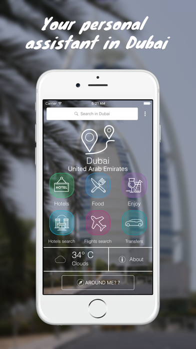 Dubai City Guide - travel guide with maps | App Price Drops
