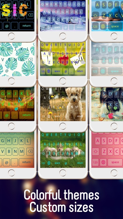 InstaMoji Keyboard Creator - Custom Keyboard Maker screenshot-4